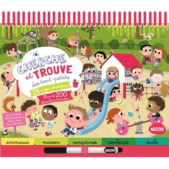 Cherche Et Trouve Des Tout Petits Edition 2016 Coll Bloc Notes