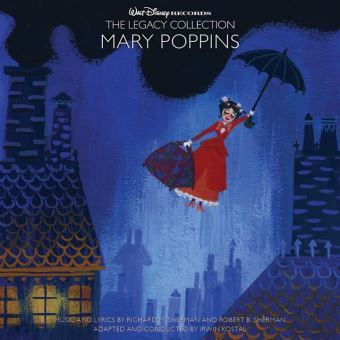 LEGACY COLLECTION:MARY POPPINS/3CD