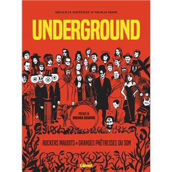 Quelle BD lisez-vous en ce moment ? - Page 23 Underground