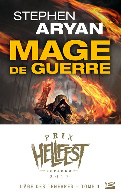 Mage de guerre (Prix Hellfest Inferno 2017)