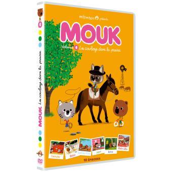 MoukMouk Les cowboys dans la prairie Volume 6 DVD