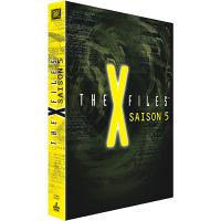 The X-files Saison 5 Coffret DVD