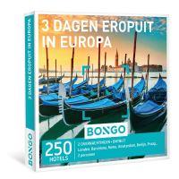BONGO NL EROPUIT IN EUROPA 3 DAGEN