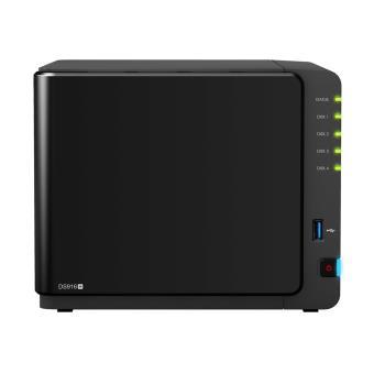 Serveur NAS Synology DiskStation DS916+ 2 Go Noir