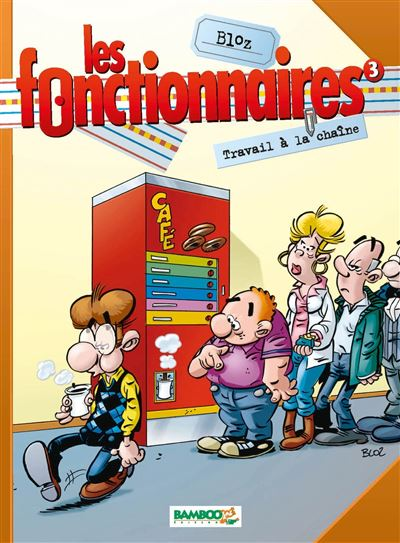Les Fonctionnaires - Travail à la chaîne