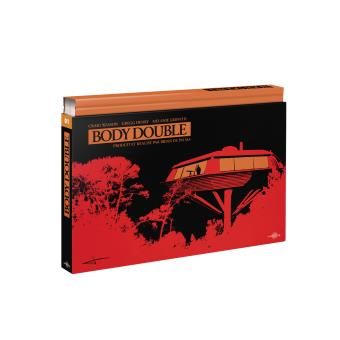 Body double Coffret Ultra Collector 1 Combo Blu-ray DVD