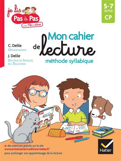Häufig Mon cahier de lecture - broché - Clémentine Delile, Jean Delile  ZG72