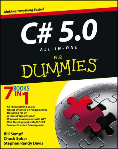C# 2012 all-in-one for dummies