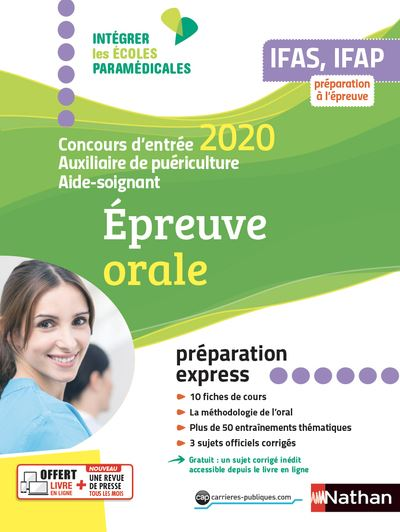 Concours AS-AP oral 2018