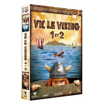 Coffret Vic le Viking 2 films DVD