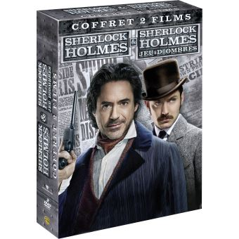 Sherlock HolmesSherlock Holmes, Sherlock Holmes: A Game of Shadows - 2 Disc DVD