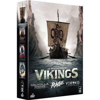 Coffret Viking 3 films DVD