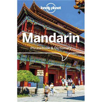 Mandarin Phrasebook & Dictionary 10ed -anglais-