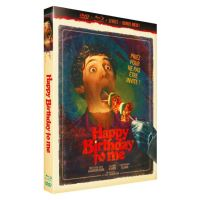 Happy Birthday to Me Edition Collector Combo Blu-ray DVD