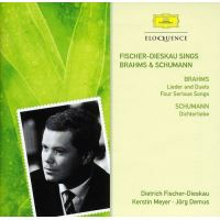 Four serious songs lieder and duets/dichterliebe