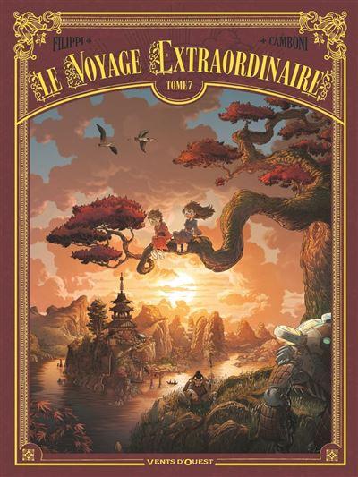 Le Voyage extraordinaire - Tome 07