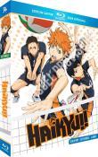 Haikyu Saison 1 Edition Saphir Blu-ray