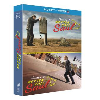 Better call SaulBetter call Saul Saisons 1 et 2 Blu-ray