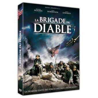 La brigade du diable DVD