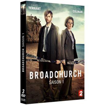 Broadchurch Saisons 1 DVD
