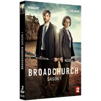 Broadchurch Saisons 1 DVD