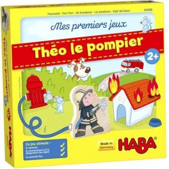 Haba Kinderspel Théo De Brandweerman (FR)