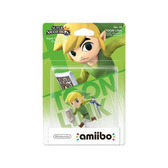 Nintendo Amiibo Link Cartoon