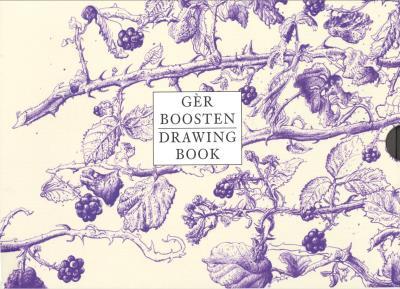 Gèr Boosten. Drawing Book