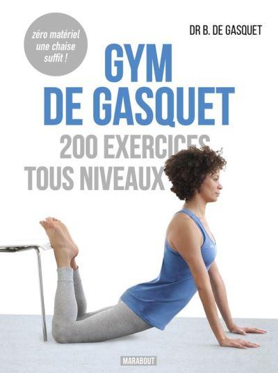 Gym De Gasquet - 9782501119443 - 10,99 €