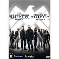 Marvel : Les agents du S.H.I.E.L.D. Saison 3 DVD