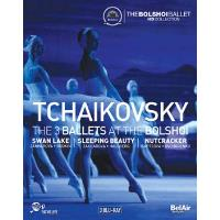 3 BALLETS AU BOLCHOI/BLURAY