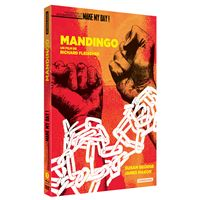 Mandingo Combo Blu-ray DVD