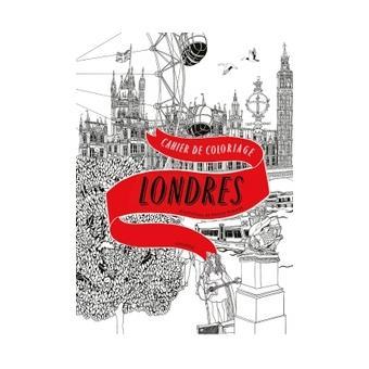 Colorier Londres 20 Vues De Londres A Colorier Broche Hennie Haworth Achat Livre Fnac
