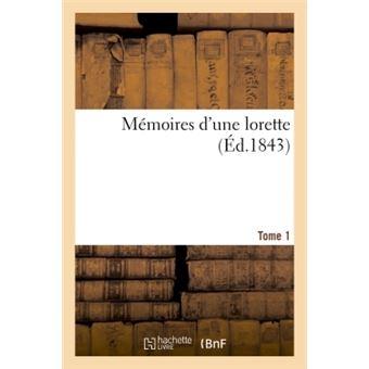 Memoires d'une lorette