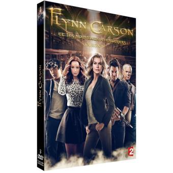 The LibrariansCoffret Flynn Carson et les nouveaux aventuriers Saison 1 - DVD