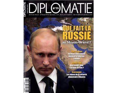 Que fait la Russie