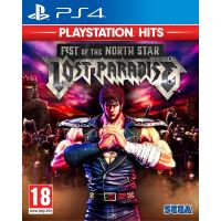 FIST OF THE NORTH STAR - LOST PARADISE - PS HITS FR/NL PS4