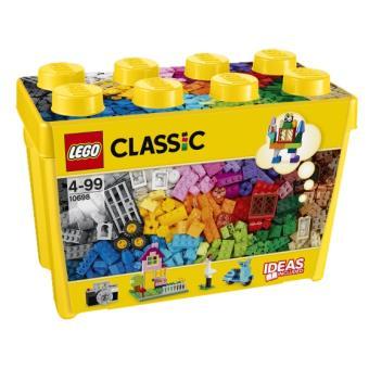 LEGO® Briques 10698 La Boite De Briques Créatives Deluxe