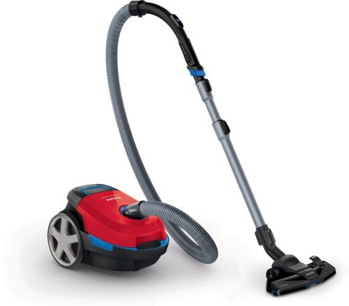 Aspirateur avec sac Philips Performer Compact FC8373/09 750W Rouge