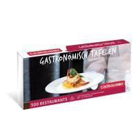 Cadeaubox Gastronomisch Tafelen