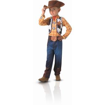 Déguisement Classique Woody + Chapeau Toy Story Taille M