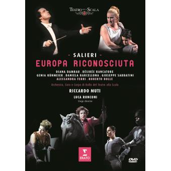 EUROPA RICONOSCIUTA/SCALA
