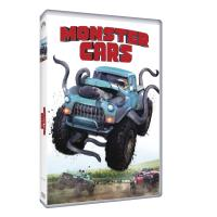 Monster Cars DVD
