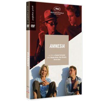 Amnesia DVD