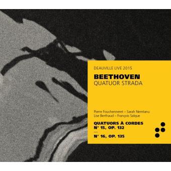 Beethoven Quatuor À Cordes 15 & 16