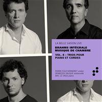 Trios pour piano & cordes integrale musique de ch vol 8 live