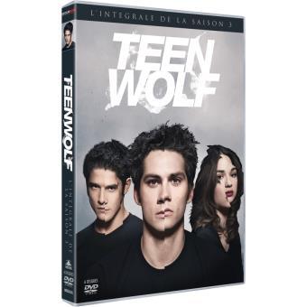 Teen WolfTeen Wolf Saison 3 DVD