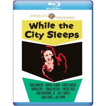 While the city sleeps 1956