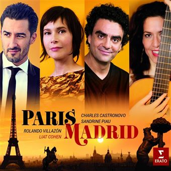 PARIS-MADRID