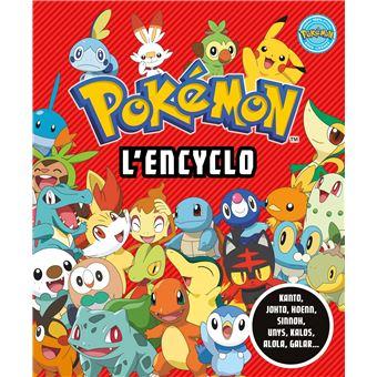 Les PokémonPokemon - L'encyclo NED 2017